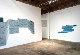Katy Ann Gilmore, Installation view at DENK Gallery. Photo courtesy of the gallery