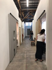 Keystone Art Space, Open Studios, June 2018.