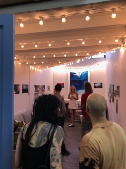 Keystone Art Space Open Studios, June 2018