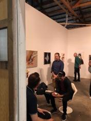 Dean Styers in Keystone Art Space Open Studios June 2018