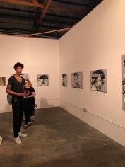 Dean Styers Keystone Art Space Open Studios June 2018