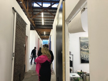 Keystone Art Space Open Studios June 2018