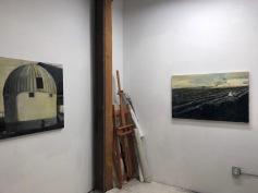 Alexa Cilweit in Keystone Art Space Open Studios June 2018
