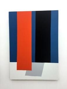 Paul Kremer, 'Hover Weight 07' in Texas at Philip Martin Gallery. Photo credit: Lorraine Heitzman