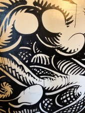 Mark Dean Veca at Art at The Rendon // Hidden Rooms. Photo credit: Betty Brown.