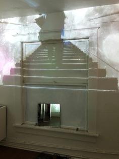 Natasha Prosenc Steamy at Art at The Rendon // Hidden Rooms. Photo credit: Betty Brown.