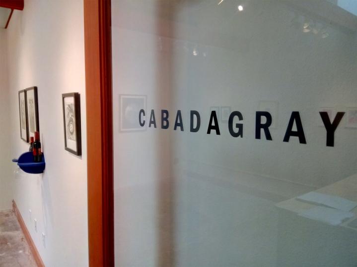 Cabadagray #1 in Little Britain at Vita Art Center. Photo credit: Patrick Quinn.