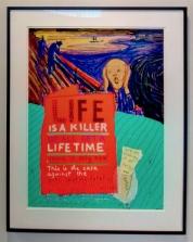 David Hockney, Life in Little Britain at Vita Art Center. Photo credit: Patrick Quinn.
