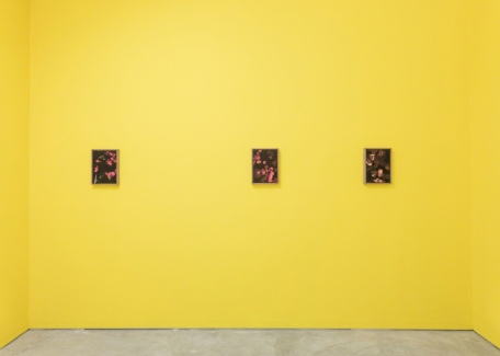 Erik Benjamins, Forgetting the Words at River, Installation view. Photo Courtesy of River and the artist.