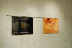 Eichorst at Surrogate Gallery Projects. Photo Courtesy Holly Boruck.