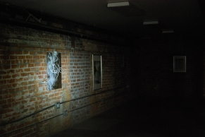 Flashlight Basement, Surrogate Gallery Projects. Photo Courtesy Holly Boruck.