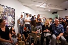 Eric Stoner at Irvine Fine Arts Center. Photo credit: Nicole Caldwell