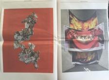 Issue 5: pg. 38 &39, Kim Kei + Jaklin Romine, Photo credit: Lorraine Heitzman