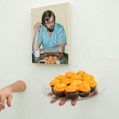 Emily Blythe Jones. PØST: Kamikaze - Let Me Eat Cake. Photo credit Debe Arlook