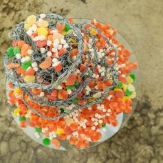 Elizabeth Tinglo. PØST: Kamikaze - Let Me Eat Cake. Photo credit Debe Arlook