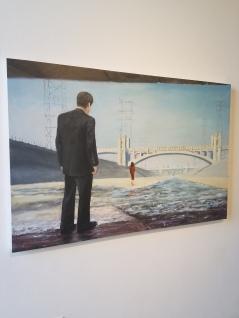Rikki Niehaus;Swedish Landscapes at Lois Lambert Gallery. Photo credit: Jenny Begun