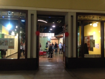 Surrogate Gallery Projects. Photo Courtesy Holly Boruck.