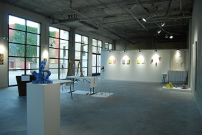 S+P=A, Surrogate Gallery Projects. Photo Courtesy Holly Boruck.