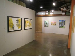 THEM, Surrogate Gallery Projects. Photo Courtesy Holly Boruck.