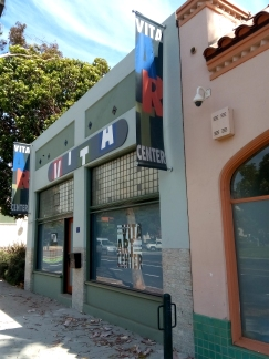 Vita Art Center. Photo credit: Patrick Quinn.