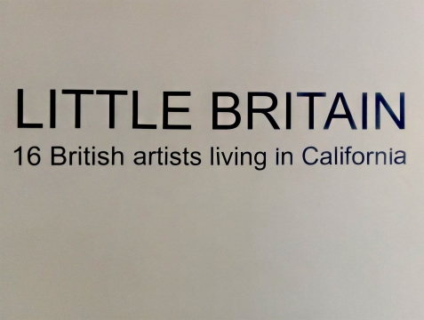 Little Britain at Vita Art Center. Photo credit: Patrick Quinn.