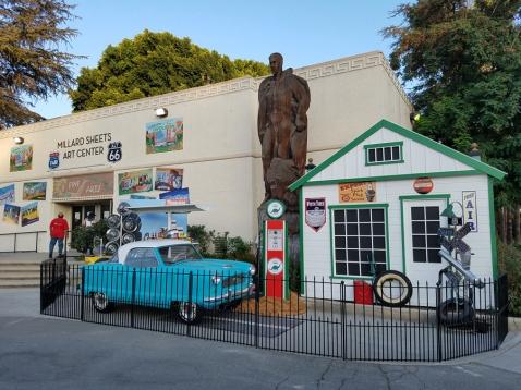 Alt 66. LA County Fair. Millard Sheets Art Center. Photo Credit Kristine Schomaker