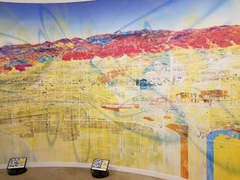 John N. Bohn. Alt 66. LA County Fair. Millard Sheets Art Center. Photo Credit Kristine Schomaker