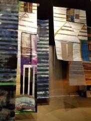 Phoebe Beasley, Megan Kinney and Bill Page. Alt 66. LA County Fair. Millard Sheets Art Center. Photo Credit Kristine Schomaker