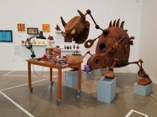 The Robot Show. MOAH, Lancaster. Photo Credit Kristine Schomaker