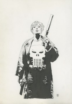 Garth Ennis, Tim Bradstreet - Punisher