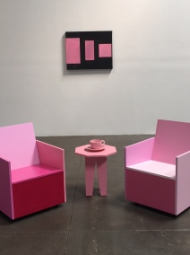 Mary Heilmann, Memory Remix at Hauser Wirth Los Angeles. Photo credit: Nancy Kay Turner.