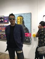Remix: The Art of Music. Gabba Gallery. Photo Credit Genie Davis