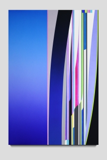Dion Johnson in Magic at Roberts Projects. Photo courtesy of the gallery.