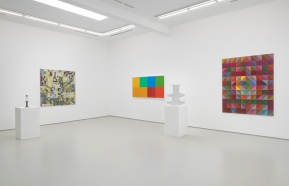 Magic, Installation view, at Roberts Projects. Photo courtesy of the gallery.