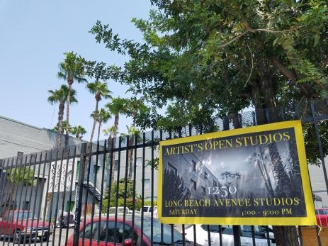 DTLA Long Beach Avenue Lofts 5th Annual Open Studios