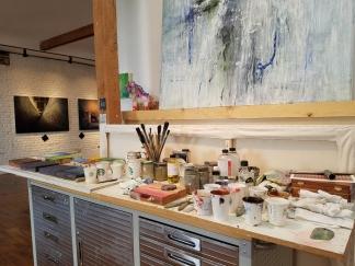 Lawrence Fodor. DTLA Long Beach Avenue Lofts 5th Annual Open Studios