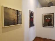 Gil Nevo. DTLA Long Beach Avenue Lofts 5th Annual Open Studios