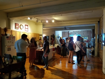 Paul Arnold. DTLA Long Beach Avenue Lofts 5th Annual Open Studios
