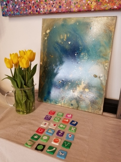Lauren Fenstermacher. DTLA Long Beach Avenue Lofts 5th Annual Open Studios