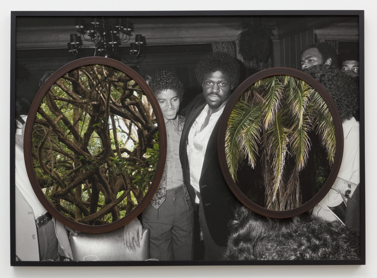 todd gray – Double, 2018, Three archival pigment prints in artist\'s ...
