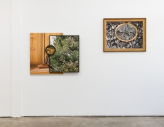 Todd Gray. installation view courtesy of Meliksetian Briggs-