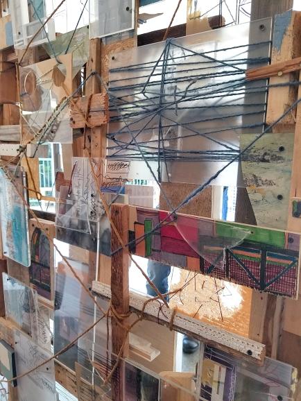 Susan Feldman. Space + Land. Fellows of Contemporary Art. Photo Credit Kristine Schomaker