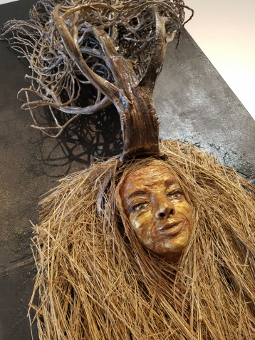 Pam Douglas. Artifacts of Grace. TAG Gallery. Photos by Kristine Schomaker