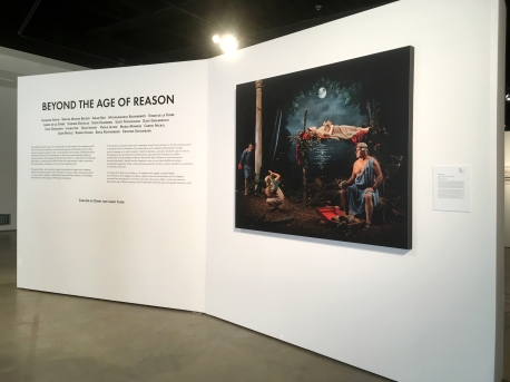 Eleanor Antin. Beyond the Age of Reason. San Diego Art Institute. Photos Courtesy Debby and Larry Kline