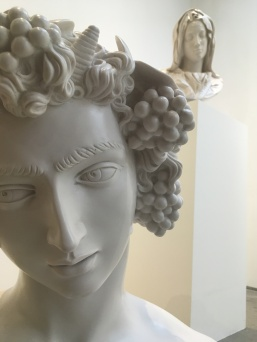 Michelangelo Buonarroti. Beyond the Age of Reason. San Diego Art Institute. Photos Courtesy Debby and Larry Kline