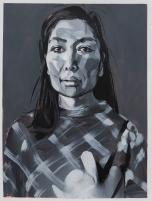 Rebecca Campbell. The Sewing Circle: Feminine Narratives. Marlborough School Seaver Gallery. Photos Courtesy of the Artists
