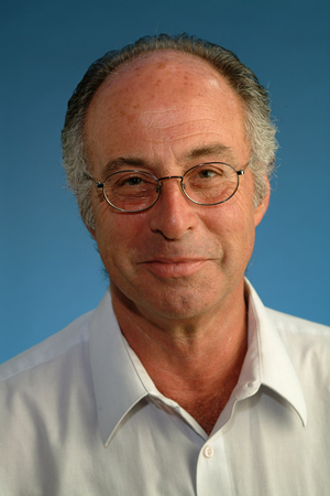 Faculty Portrait of Michael Brewster, courtesy of Claremont Graduate University.