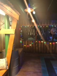 The Story Rooms at Two-Bit Circus, Micro Amusement Park. Photo by Chelsea Boxwell.
