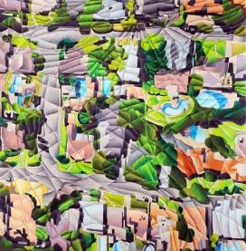 Susan Logoreci. Space + Land. Fellows of Contemporary Art. Photo Courtesy of the artist