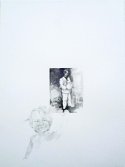 Kelly McLane. The Sewing Circle: Feminine Narratives. Marlborough School Seaver Gallery. Photos Courtesy of the Artists